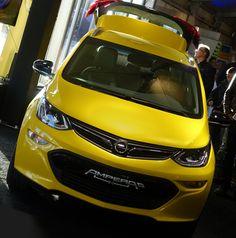 Opelen alle snakker om. #opel #ampera-e #opelampera #ev #cars #motor #Automotive #biler