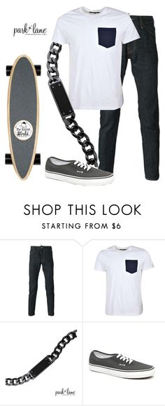 """""""Skater Boy"""" by parklanejewelry on Polyvore featuring Dsquared2, Vans, Isabel Marant, women's clothing, women's fashion, women, female, woman, misses and juniors"""