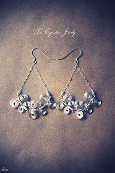 cool handmade #handmade earrings| http://handmade-roses-ollie.blogspot.com