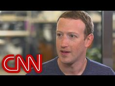 Facebook CEO Mark Zuckerberg speaks to CNNMoney's Laurie Segall after the news broke this weekend that Cambridge Analytica accessed information