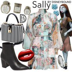 Come Little Children, Estilo Disney, Disney Artwork, Disney Bound Outfits, Lace Mask, Nightmare Before Christmas, Elsa Frozen, Disneybound, Halloween Costumes