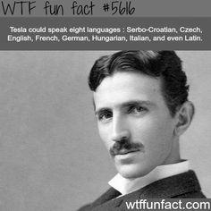 The genius of Nikola Tesla - WTF fun fact