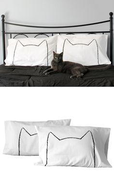 Cat Nap Pillowcases Pillowcases - by Xenotees