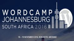 #Wordpress WordPress devs: get to WordCamp Joburg 2016 this November  And now there's a local event you can attend focusing entirely on WordPress in the form of WordCamp. The non-profit conference is taking place over two days this November in Joburg and is a great place for programmers, designers, bloggers and almost... Best Wordpress = http://www.larymdesign.com http://www.htxt.co.za/2016/10/25/wordpress-devs-get-to-wordcamp-joburg-2016-this-november/