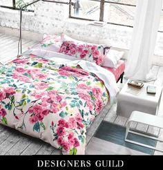 Grandes Marcas francesas de artículos de hogar como ropa de cama, ropa de baño, mantelería, toallas de playa y cortinas