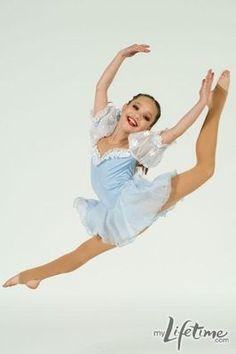 Maddie Ziegler old dance picture
