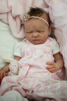the dainty loft: September 2014 Silicone Full Body Kylah    Ibbetson REBORN ~ painted by ' the dainty loft '. A baby by KrisC
