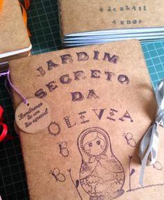 Bella Linke - encadernação, cartonagem e outras artices: Projetos Especiais