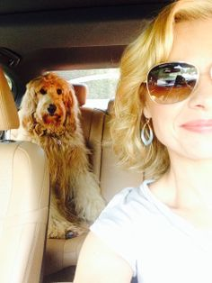 Roadtrip with Lucy to San Ysidro Ranch in Santa Barbara, California http://jessicacollins.com/roadtrip