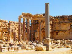 Temple of Jupiter, Baalbek (بعلبك)