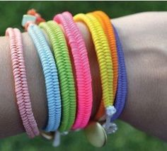 9. #BRACELET QUEUE DE #POISSON - 30 Bracelets #étonnants DIY que vous devrez #Check-out... → DIY                                                                                                                                                     Plus