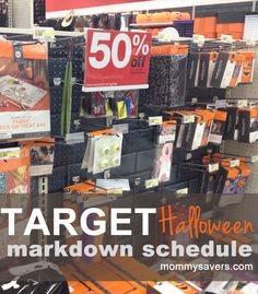 The secret is knowing WHEN Target marks down their holiday merchandise.  #target #mommysavers