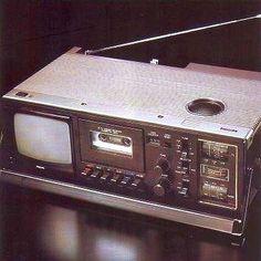 Radio-TV-Recorder | PHILIPS ART 20 (1980)
