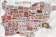 Българските шевици – една красива бродерия, която не е просто украса. Тя е разказ, послание, символ. Код... Тя е свидетелство за богата душевност.