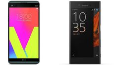 LG V20 vs Sony Xperia XZ Subscribe! http://youtube.com/TechSpaceReview More http://TechSpaceReview.tumblr.com
