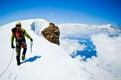 Kings of the Cascades - Climbing | Climbing