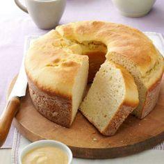 Sally Lun bread