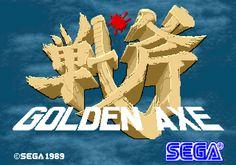 Golden Axe (Arcade)