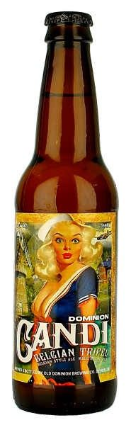 Dominion Candi Belgian Tripel   Dominion Brewing Co   Beers of Europe