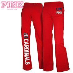St. Louis Cardinals Victoria's Secret PINK® Vintage Flare Pant