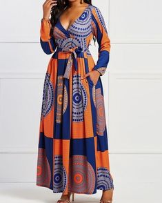 Get the best look of creative latest designs and african fashion styles that are recently trendy and . African Fashion Designers, African Fashion Ankara, African Inspired Fashion, Latest African Fashion Dresses, African Print Fashion, Africa Fashion, Long African Dresses, African Print Dresses, Maxi Dress With Sleeves