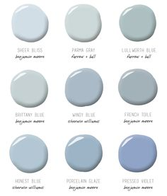 More Information My Favorite Paint Colors