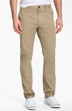Hurley Corman 2.0 Chino Pants | Nordstrom  Follow us on #facebook:  https://www.facebook.com/westfieldsanfranciscocentre