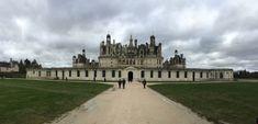 Das Schloss Chambord an der Loire (Frankreich) #travelblog #france