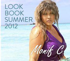Monif C. contemporary plus size clothing, plus size dresses, plus size swimwear for women sizes 14-24 - Monif C