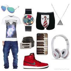 Summer Swag | Men's Outfit | ASOS Fashion Finder