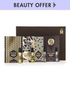 Memo Fragrances Discovery Scent Voyage-9 (Set of 4), Deluxe Travel Size, .05 oz ** Awesome product. Click the image : Travel Perfume and fragrance