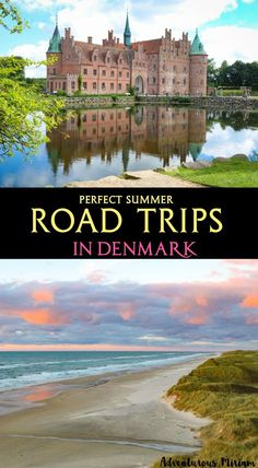 Most visitors that come to Denmark only visit Copenhagen, and that's a shame because there are SO many beautiful places here. Like Funen, which is the most romantic mini destination you've never heard of, or North Jutland which is blessed with enchanted forests and a watery and rugged beauty. Here's a list of the best summer road trips in Denmark.
