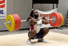 Q: What is the right way to hold the bar for front squats? I just can't do front squats. I find them uncomfortable and almost drop the damn bar after a few re