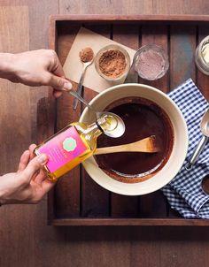 Feine Rezepte zum Schokolade selber machen mit Zutaten von ChocQlate
