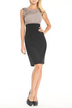 Rhonda Dress In Black