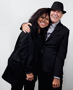 August 9, 2013  Leonard Cohen and Sharon Robinson: a special relationship | Ever since Cohen hired Robinson as a backing singer 34 years ago, their work has been entwined.      http://www.ft.com/cms/s/2/cfa993f0-ffb9-11e2-b990-00144feab7de.html#axzz2bU3ZqlAn