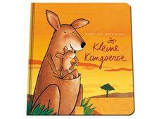 vertederend prentenboek 'kleine kangoeroe'