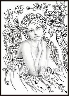 Coloring Pages Norma J Burnell