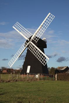 Lacey Green Windmill restored by Chiltern Society volunteers and now open to the public on Sunday afternoons May - September  www.chilternsociety.org.uk