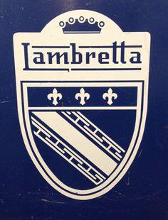 Lambretta badge
