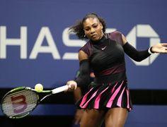 Blog Esportivo do Suíço:  Serena sofre, mas vence Halep e vai à semifinal do US Open