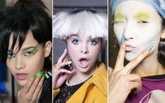 Fall/ Winter 2013-2014 Nail Polish Trends  #nails #nailart
