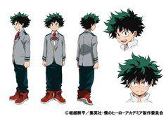 Boku no Hero Academia 1