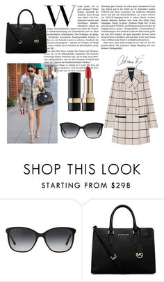 """""""Untitled #50"""" by ave11 ❤ liked on Polyvore featuring Tory Burch, Bulgari, MICHAEL Michael Kors and Dolce&Gabbana"""