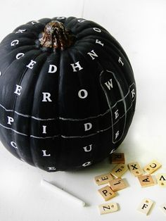 10 Totally Chic Pumpkin Decorating Ideas