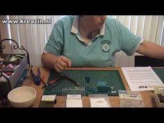 gebruiksaanwijzing glas fusen in de magnetron, Deel 1 zutphen gelderland - YouTube