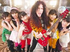 Marty Friedman and Freddy Lim talked about the fusion of Japanese Idol music and Heavy Metal sound. BABYMETAL, Momoiro Clover Z and AKB48. [in English from 1:20] YouTube 23miracles
