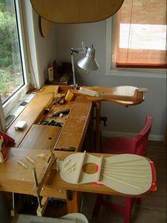 luthier workship - Ariel Ameijenda