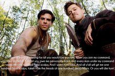 #InglouriousBasterds #Quoteshttp://www.cinescrupulos.com.mx/