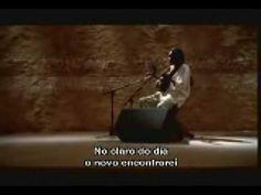 I just love Milton Nascimento! Great brazilian musician!